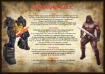 Transformers Tales Conan page 4 bio