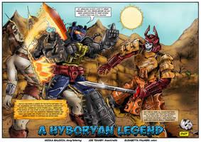 Transformers Tales Conan page 3