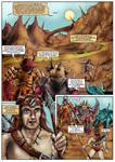 Transformers Tales Conan page 1