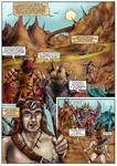 Transformers Tales Conan page 1 by RegenerationPlus