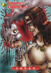 Transformers Tales Conan cover variant