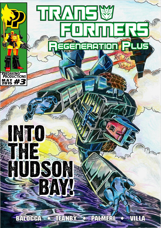 R+03 p00a Renegades Cover by RegenerationPlus