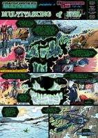 Multitasking of Evil by RegenerationPlus