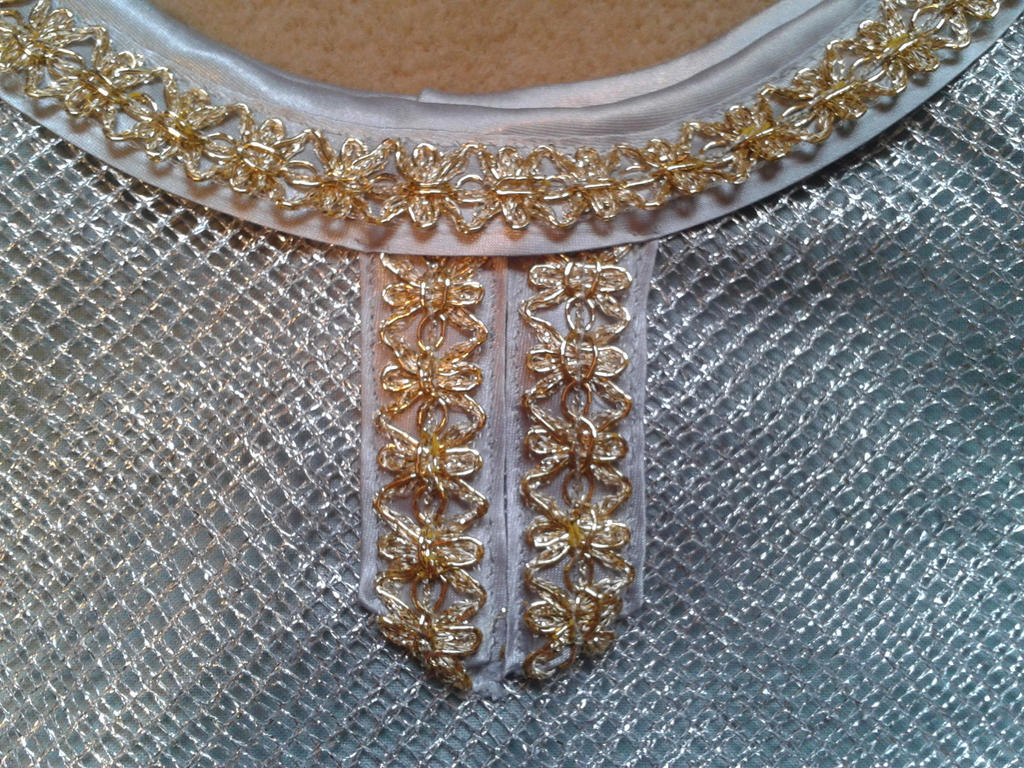 Detail de la cotte de mailles de mithril by minitigre on deviantart - Cotte de maille fabrication ...