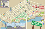 Vancouver Map