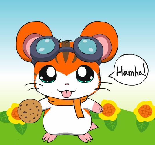 Hamtaro: Stan and Siri's Son- Sammy by PokemonBWishesCilan ...