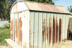 Metal Shed Stock