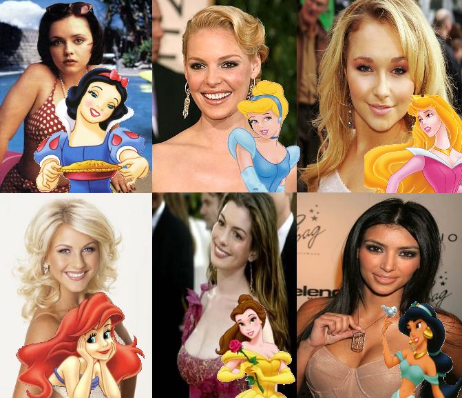 Live Action Disney Princesses by defyingglory on DeviantArt