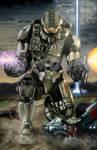 Master Chief: Halo