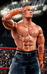 WWE John Cena by GudFit