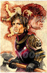 Tyrion Lannister-by AJ Moore by GudFit