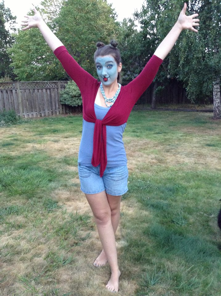 Casual Catbug Cosplay 2 by lygicaphisalogue