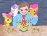 My Little Hanukkah