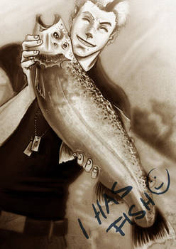 I has fish
