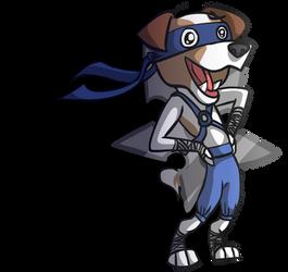 MORPH: Jack Russell Ninja