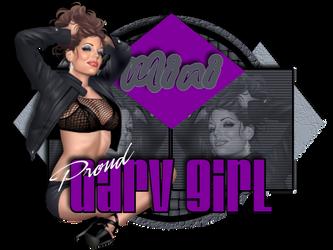 Proud garv girl by ReVau