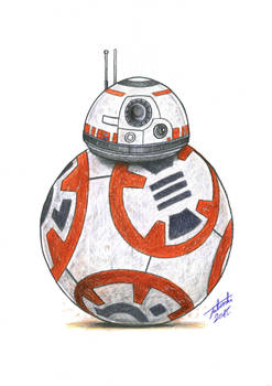 BB-8 (Star Wars: The Force Awakens)