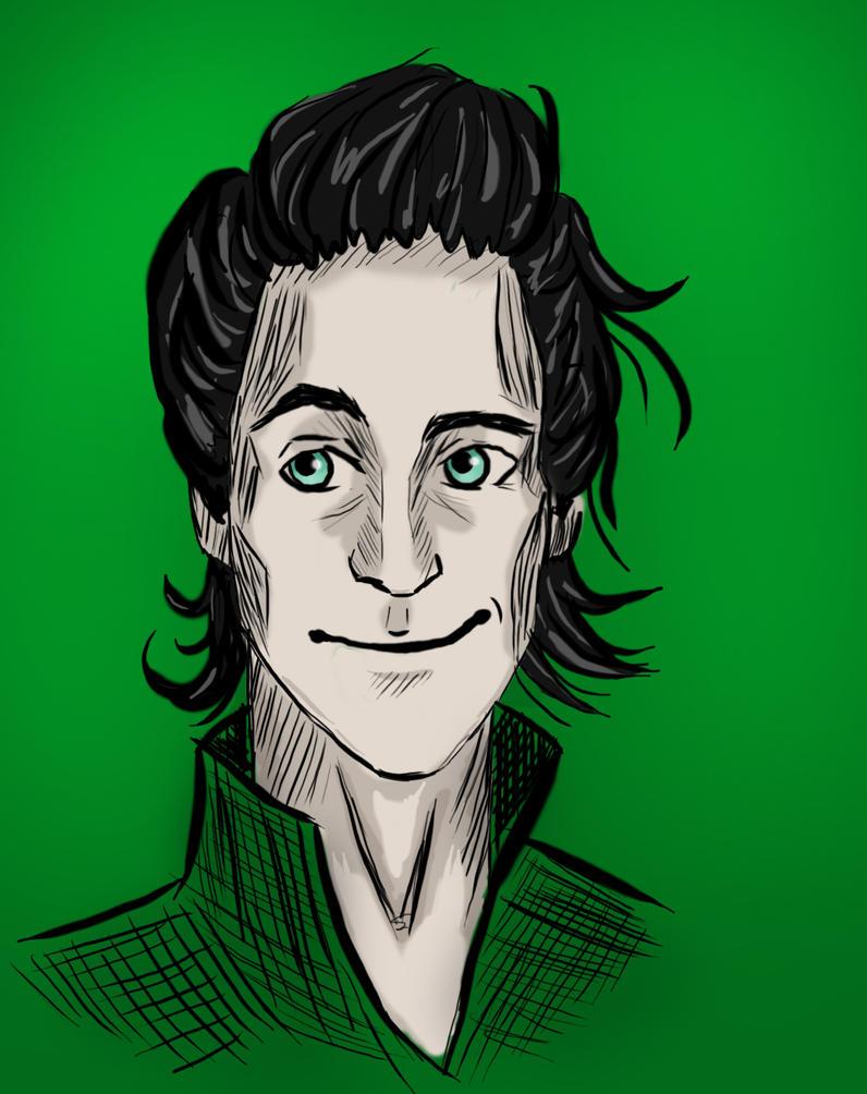 Loki   by AnyaVin