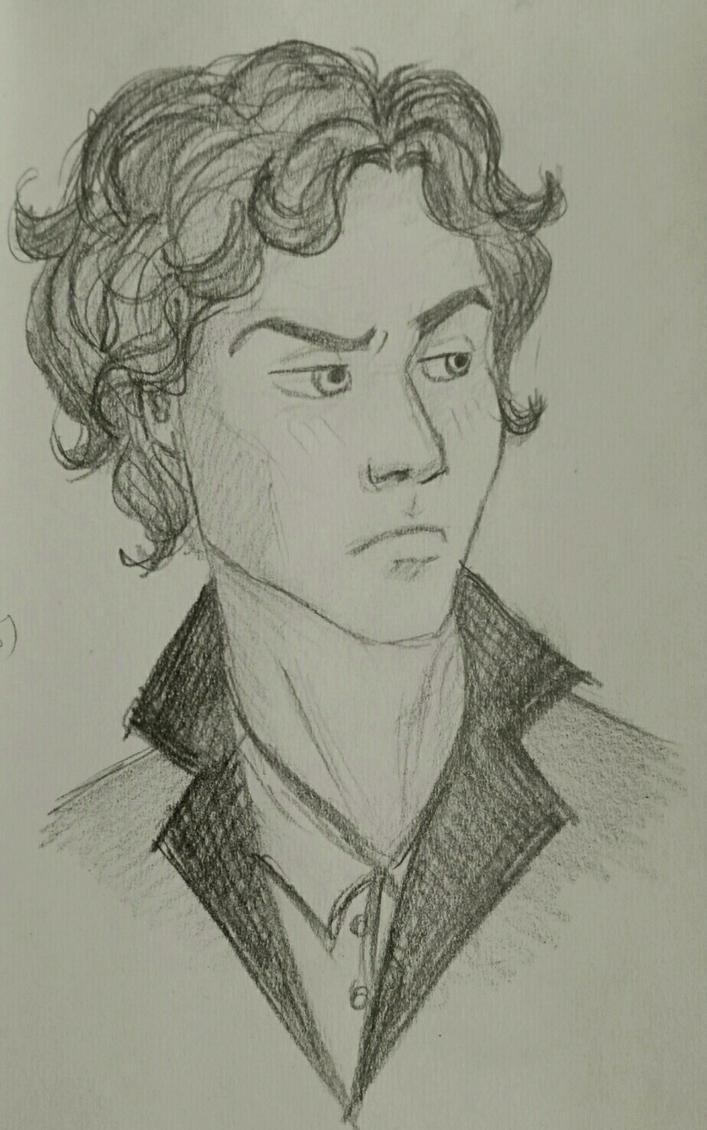 Sherlock by AnyaVin