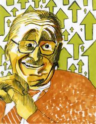 Friedrich Hayek by mmiller8