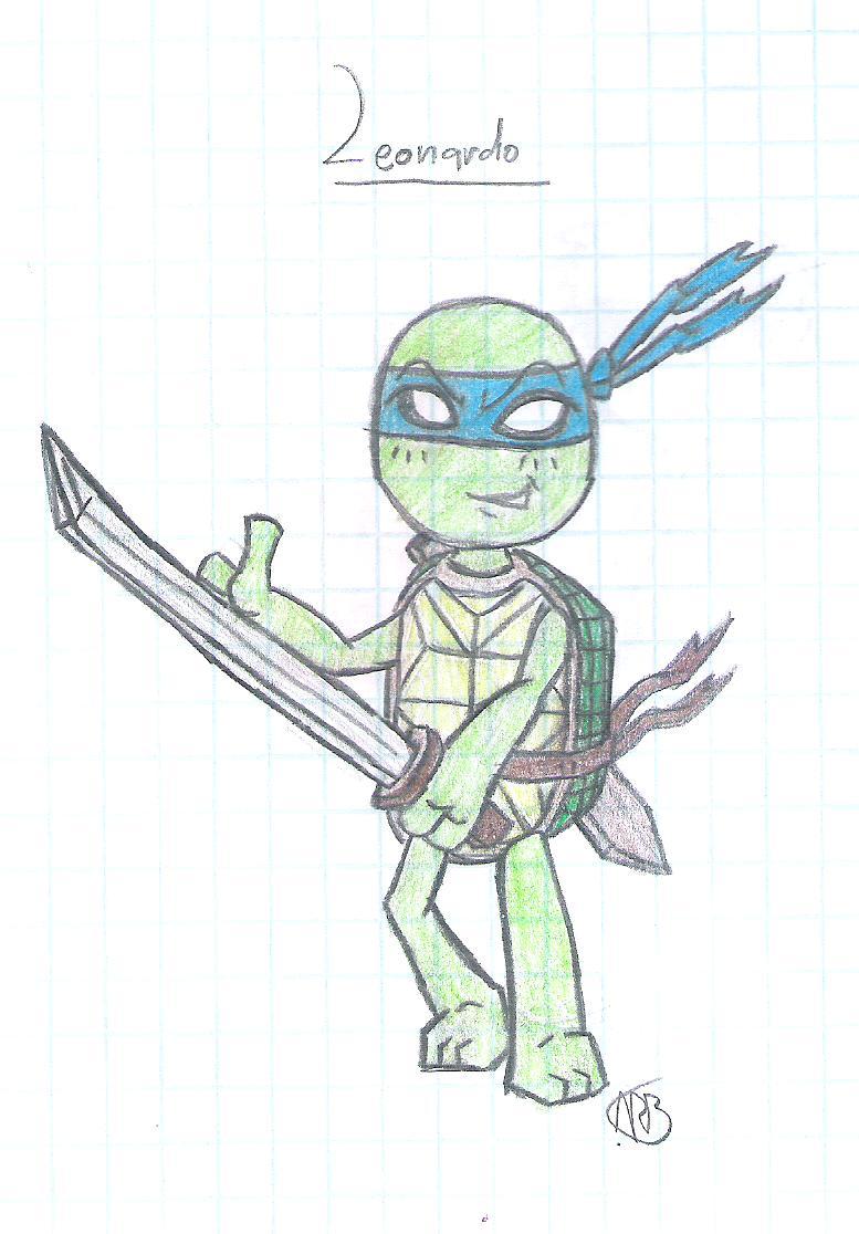 Leonardo by uhnevermind