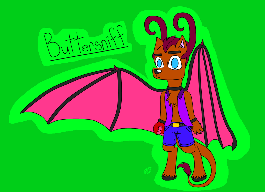 Buttersniff by uhnevermind