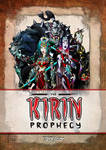 The Kirin Prophecy - cover by TedKimArt