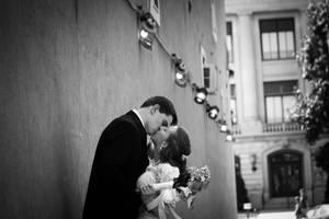 kiss me by fotomademoiselle