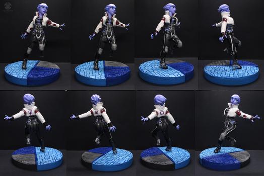 Aria T'loak figurine part 2