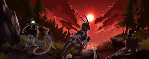 End of The World - Kukuri|Traveling