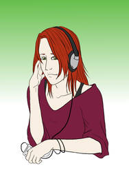 Of Geeks - Irene by IvyAdrena