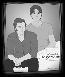 A Vessel of Judgement Cover 2 by IvyAdrena