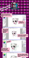 Monster High Hair tutorial