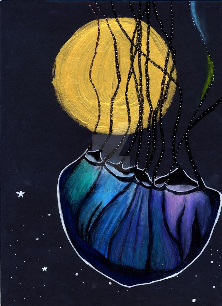 Jellyfish by DanceWannabe