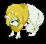 Wolf commission 1 by Iggypuff