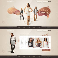 Ducatto Fashion Website
