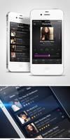 Music APP - Iphone