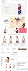 ATeen Ecommerce by Robot-H3ro
