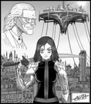 Alita: Battle Angel (Manga Version)