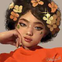 Study by pinkincubi