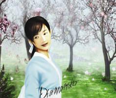 kimono by Diamonster