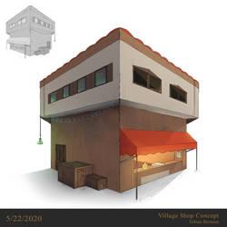 Little Shop Concept