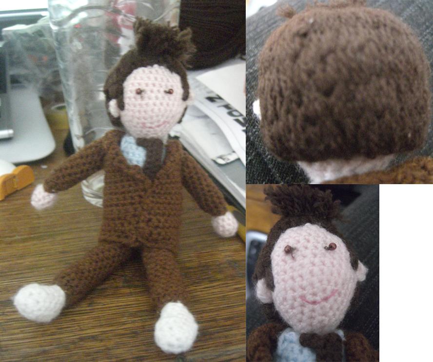 Crochet Doctor by aragornsgirl333