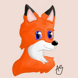 Oh boy, a fox!