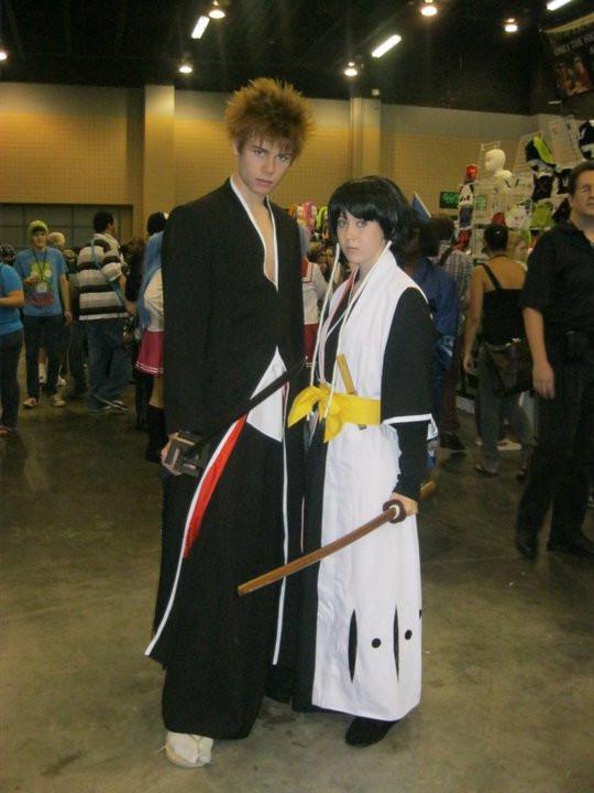 download its about Anime Images Title Soifon Yoruichi Ichigo Toshirou Photo pic