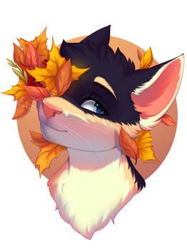 Autumn headshot