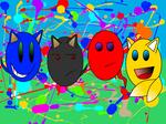 Sonic Easter Eggs :3