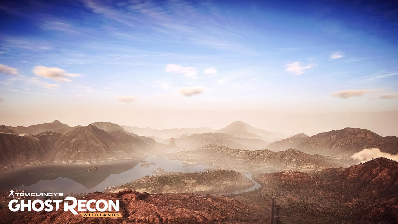 Tom Clancy S Ghost Recon Wildlands Wallpaper 3 By Razor22072010 On