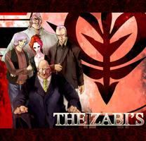 The Zabi's by Yamamoto1003