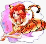 tiger cosplay